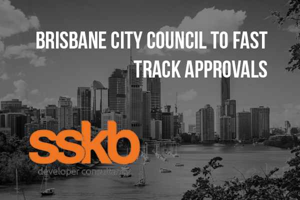 Brisbane city council to fast track approvals