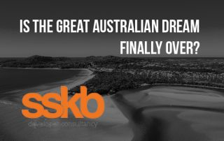 Is the great Australian Dream finally over?