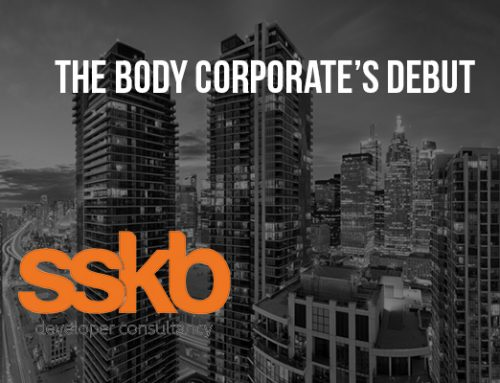 The Body Corporate's Debut