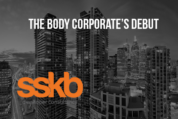 The Body Corporates Debut