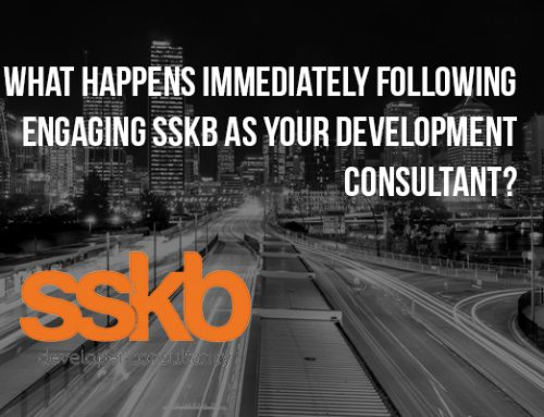What Happens Immediately Following Engaging SSKB as Your Development Consultant?