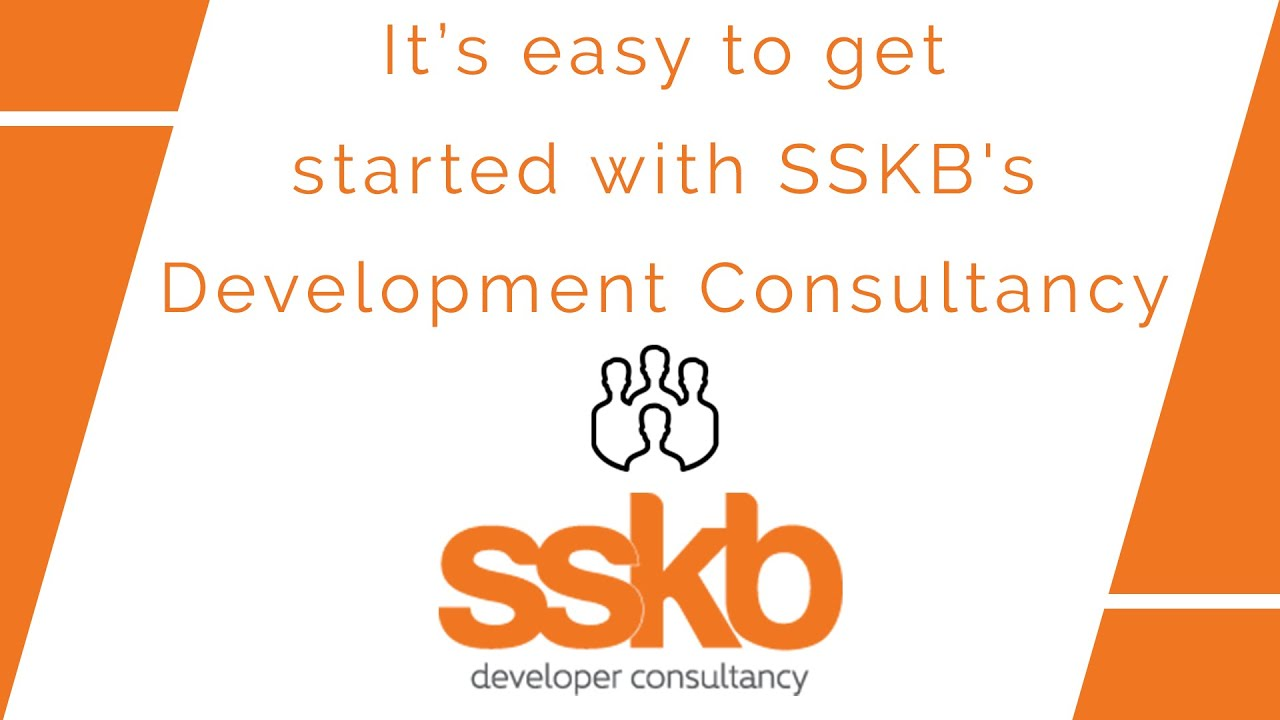 It is easy to get started with SSKB's development consultancy