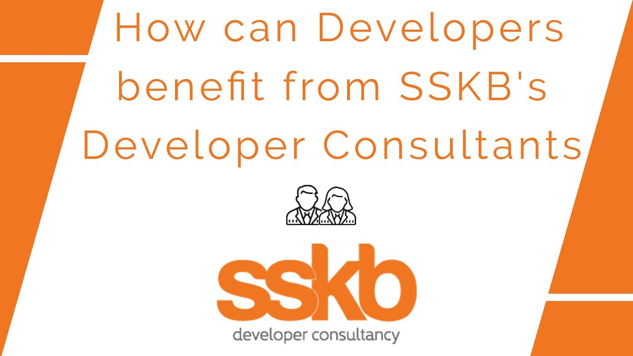 How can developers benefit from SSKB's developer consultants