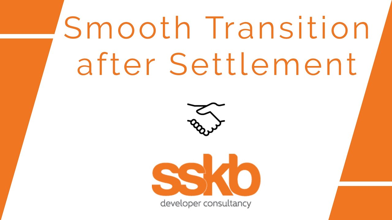 Smooth transition after settlement