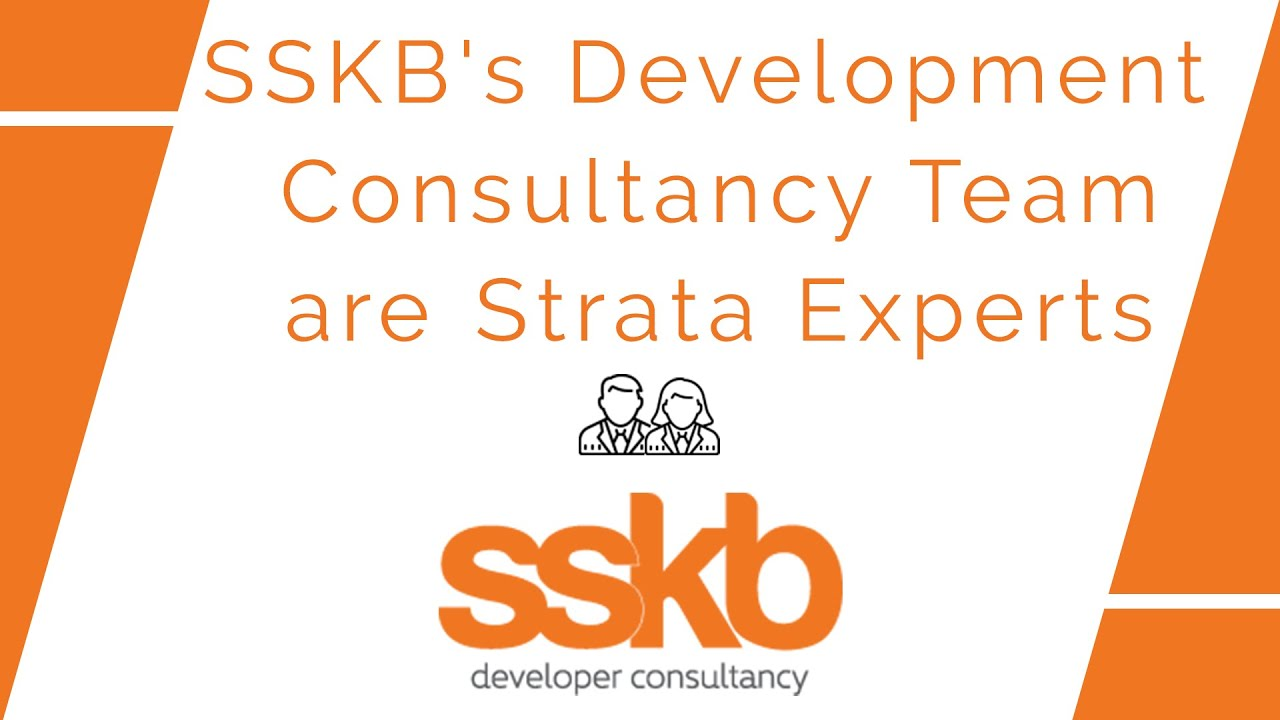 SSKB's Development consultancy team are experts in strata
