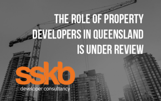 The Role of Property Developers in Queensland is Under Review